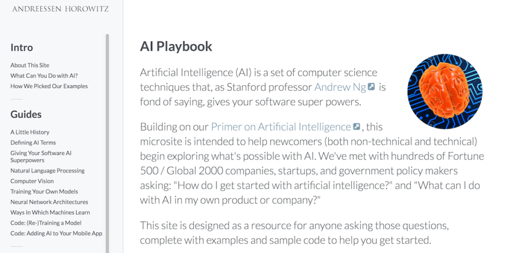AI publication for those who create and manage software and search for information how to benefit from AI.