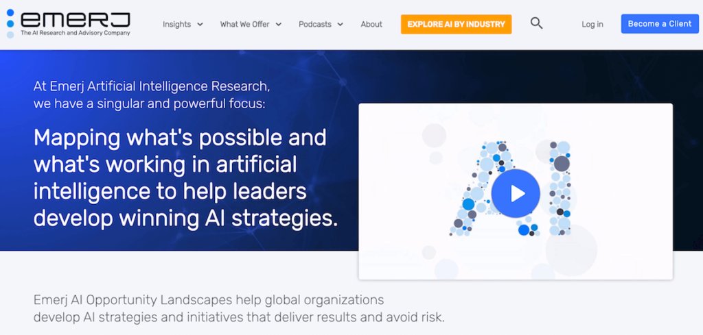 A useful source of knowledge for everyone interested in AI.