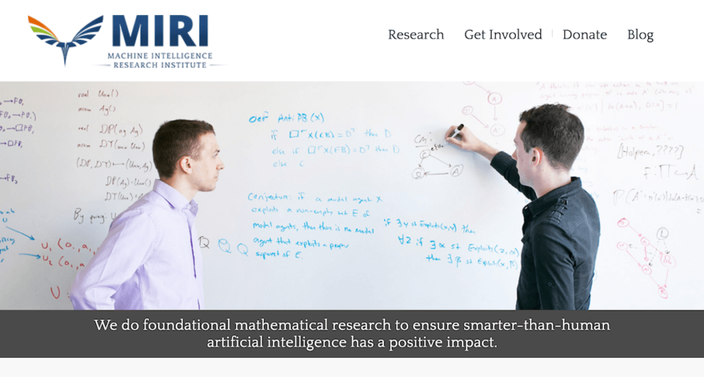 The mathematicalfoundationfor safe and reliable application ofArtificial Intelligence.