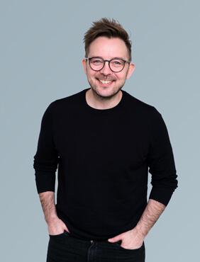 Image of Certainly founder Henrik Fabrin