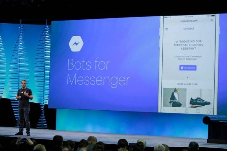 Presentation of Bots for Messenger